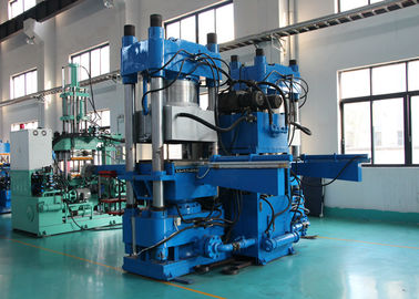 Hydraulic Vacuum Compression Molding Machine 2RT - 3RT - 4RT - Track Long Service Life