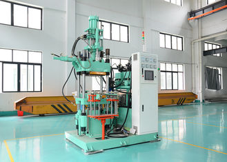 Vertical AO 3000CC Upper Injection Moulding Machine For Silicone Rubber 300 Ton Clamping Force