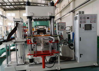 144.5KW Plate Vulcanizing Machine / Metro Barrier Door Rubber Seal Molding Machine