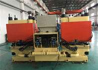 400 Ton Clamp Force Car Brake Pad Molding Machine High Production Capacity 2 Molds